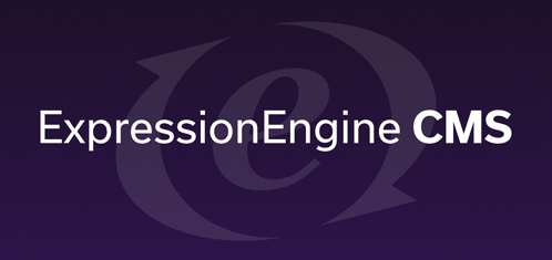 ExpressionEngine CMS Site Development